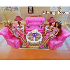 Barbie Living Room Playset by Barbie Living Room Set U2013 Dethuong