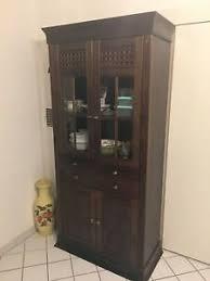 vitrine esszimmer möbel gebraucht kaufen ebay kleinanzeigen