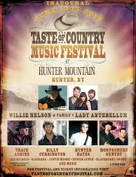 Lady Antebellum Willie Nelson And Family Trace Adkins Hunter Hayes More Country Music FestivalsCountry