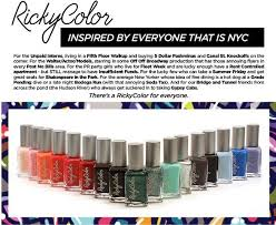 Rickys Nyc Halloween Hours by 30 Best Rickycolor Nails U0026 Makeup Images On Pinterest Nail