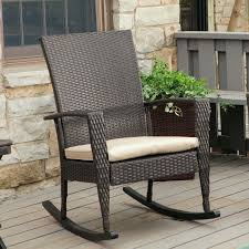 Wicker Rocking Chair Ping Outdoor Uk Interiors Lowes – Construyendo ...