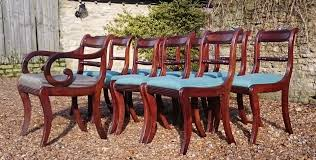 Antique Dining Chairs, Sets Of 10 - Hares Antiques Antique Set 10 Victorian Mahogany Balloon Back Ding Chairs 19th Of Six Century French Louis Xvi Cane Dutch Marquetry Inlaid Of 6 Legacy 12 Ft Flame Table 14 Chairs Room In Stock Photos Chairsgothic Chairsding Chairsfrench Fniture Single 2 Arm Late Hepplewhite Style Camelback 18th Walnut Chair With Queen Anne Legs English Cira 4 Turn The Century Ding In Wallasey Merseyside Gumtree 9776 Early Regency Vinterior