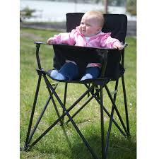 100 Travel High Chair Ciao Ciao Baby Portable Black Jamberly HB2000 Kids