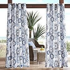 Magnetic Curtain Rods Bed Bath And Beyond by Outdoor Curtains U0026 Screens Outdoor Curtain Panels Bed Bath U0026 Beyond