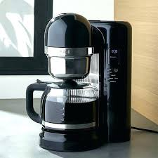 Kitchenaid 4 Cup Coffee Maker K Crate And White Ultra