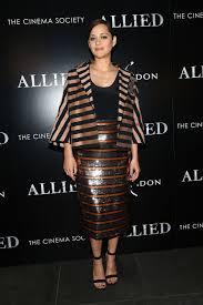 Valentino Donna Karan & Bruce Weber Celebrate Marion Cotillard in