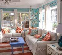 Brown And Aqua Living Room Ideas by Aqua Bedroom Decorating Ideas Walls Themed Livingroom Coral And
