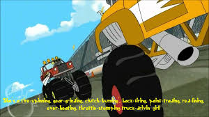 Phineas And Ferb Song - Truck Drivin Girl | Phineas And Ferb | Pinterest What Is A Bobtail Trucker Terms Simple Definitions Car Videos Monster Trucks Vehicle Song Nursery Rhymes 2018 Chevrolet Silverado Ctennial Edition Review Swan For Best Trucking Songs Drivers Our Favorite Tunes The Road Truck Driving Weird Al Yankovic Youtube 317 Best Images On Pinterest Rigs Semi Trucks And The 100 La Rap Complex Cars Transportation With Spiderman In Cartoon Kids Country Musictruck Son Of Gunferlin Husky Lyrics Chords Steam Community Guide How To Add Music Euro Simulator 2 Drivin Girl Phineas Ferb Wiki Fandom Powered By Wikia