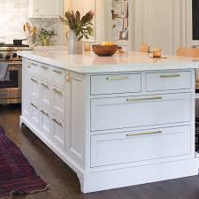 Unlacquered Brass Cabinet Hardware by Edgecliff Pull Natural Brass Schoolhouse Electric