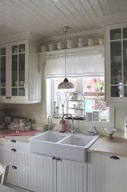 Shabby Chic Kitchen Design With Goodly Best Ideas On Pinterest Decoration
