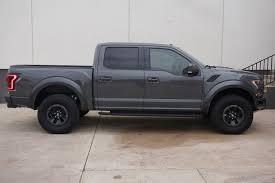 100 Used Fleet Pickup Trucks 2018 Ford F150 Raptor For Sale 61900 Tactical