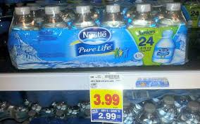There Is A GREAT Deal On Nestle Pure Life Water At Kroger In Case You Missed It The HUGE List Of Mega Deals I Posted Here Breakdown This