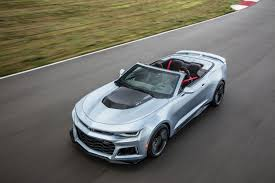Camaro ZL1 Convertible Breaks Cover! - Wallace Chevrolet