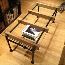63 best Black iron pipe furniture images on Pinterest