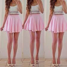 Girly Girl Outfits Tumblr