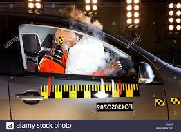 siege auto 1 2 3 crash test airbag stock photos airbag stock images alamy