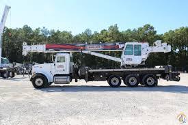Sold 2009 Manitex TC5096S Boom Truck Mounted To 2009 Peterbilt 367 ...