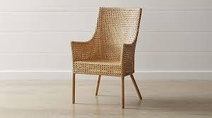 Maluku Natural Rattan Dining Arm Chair Reviews