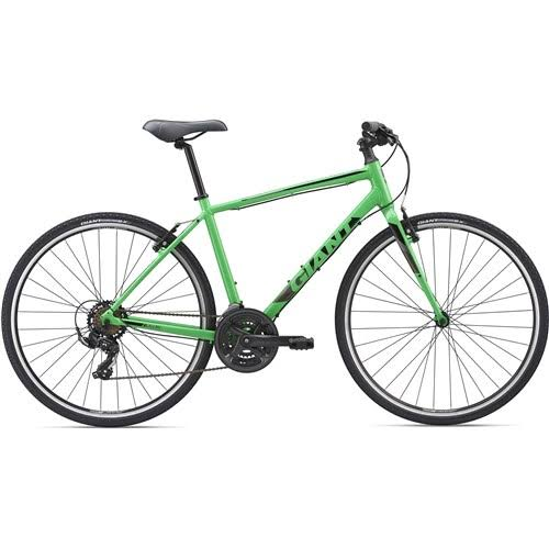 Giant Escape 3 2019 Hybrid Bike - Flash Green