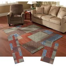 Bedroom Rugs Walmart by Machine Washable Area Rugs Walmart Com Only At Mainstays Payton 3