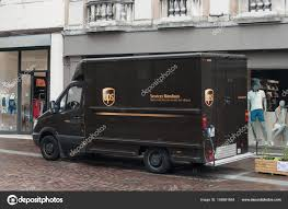 UPS Truck Parked In The Street. – Stock Editorial Photo ... Filetypical Ups Delivery Truckjpg Wikimedia Commons A Truck In The Uk Stock Photo Royalty Free Image Brown Goes Green As Looks Into Cversion To Electricity Turned His Power Wheels Jeep A For Halloween Intertional 1552sc P70 Truck 2015 3d Model Hum3d Truck Trailer Transport Express Freight Logistic Diesel Mack Odd Looking Look At Those Strange Headlights Flickr Hit By Bgener Mirejovsky Torontocanadajune 122016 Ups Front Old 441214654 Leaked Photos Show Oklahoma City Driver Having Sex Delivering Packages Youtube