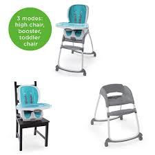 100 C Ing Folding Chair Replacement Parts Amazoncom Enuity Smartlean Trio 3in1 High Hair Aqua Baby