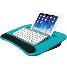 Staples Lap Desk Mahogany by Lapgear Media Lapdesk Aqua Staples