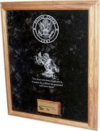 Air Force Awards Display Case