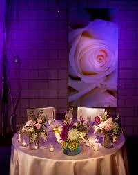 13 Seven Degrees Laguna Beach Wedding By Apertura Purple Reception Sweetheart Table