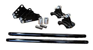 Calvert Racing | 3410 | Traction Bar Kit For 99-10 GM 6.6L Duramax ...