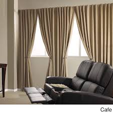 Absolute Zero Blackout Curtains Canada by Blackout Curtains For Home Theater Mommaon Decoration