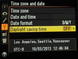 Daylight Savings Time is Here Don t For to Change Your