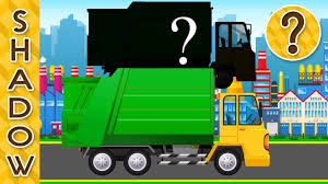 100 Garbage Truck Youtube Kids Cartoons SUV Electric Car Video For Children