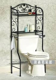Wrought Iron Bathroom Accessories Superb Free Great Attractive