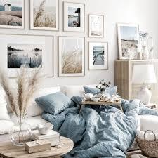 bilderwand im schlafzimmer gestalten die coolsten fotowand