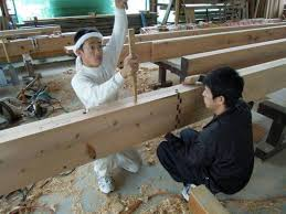 Japanese Wood Joints Pdf by Japanese Carpenters Demonstrate Traditional Wooden Joints And It U0027s