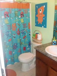 Disney Bathroom Accessories Kohls by Monster Shower Curtain By Jumping Beans At Kohl U0027s Ideas For Our