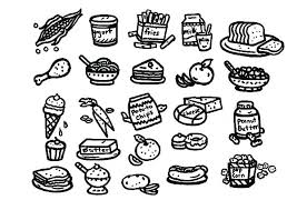 coloring pages of healthy foods drawing healthy eating colouring page coloring pictures healthy foods