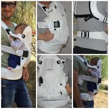 le porte bébé we air de babybjörn test et avis jumeaux co le