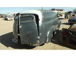100 1952 Chevy Truck Parts Chevrolet Panel For Sale ClassicCarscom CC1083797