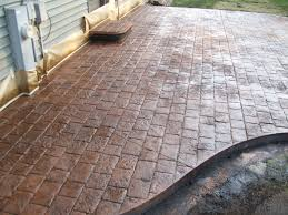 concrete patio appleton wi sted concrete decorative concrete capital r coatings