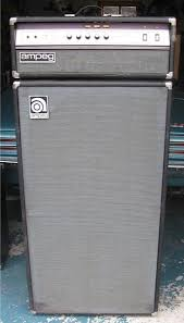 Ampeg V4 Cabinet For Bass by Sold Ampeg V4 B Head And Cabinet Not A Re Issue Talkbass Com