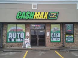 CashMax Title & Loan - 508 East Loop 281 - Longview, TX