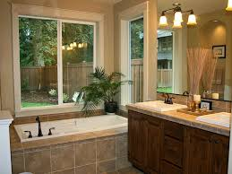 Paint Color For Bathroom With Brown Tile by 5 Budget Friendly Bathroom Makeovers Hgtv