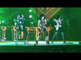 Kiss 2016 FREEDOM TO ROCK TOUR Green Bay WI