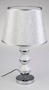 de formano le kugel weiß silber metall tischle
