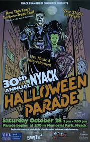 West Chester Halloween Parade by 30th Annual Nyack Halloween Parade 2017 Hudson Valley Go