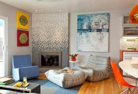 creative ways to use mosaic tiles in modern interior design and