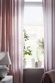hannalill gardinenpaar rosa coole vorhänge vorhänge