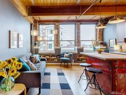 100 Lofts For Sale In Seattle 500k Loft At Trace On Capitol Hill Urban Living